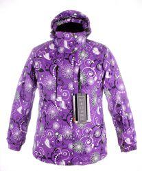 Женская горнолыжная лыжная куртка Snow headquarter c Omni-Heat 3 цвета