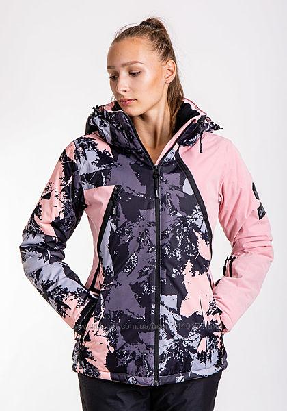 Женская горнолыжная лыжная куртка Just Play 3 расцветки