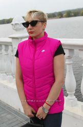 Жилетка спортивная женская Nike CASCADE SPORTSWEAR VEST 6 цветов  жилет