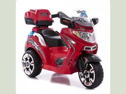 Детский электромобиль, мотоцикл, трицикл