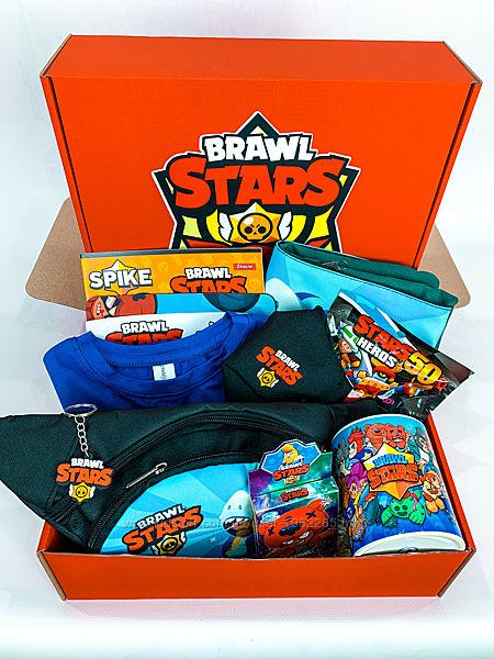 Набор Brawl Stars box  Бравл Старс
