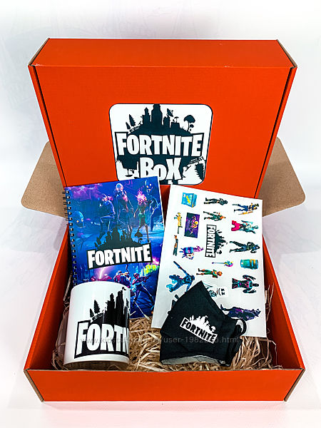 Набор Fortnite Box Фортнйт Бокс