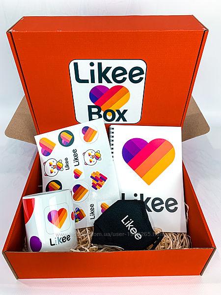 Набор Likee Box Mini Box Лайки Бокс Лайк