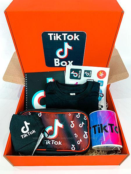 Набор TikTok Box maxi box Тик Ток бокс Тикток Tiktok