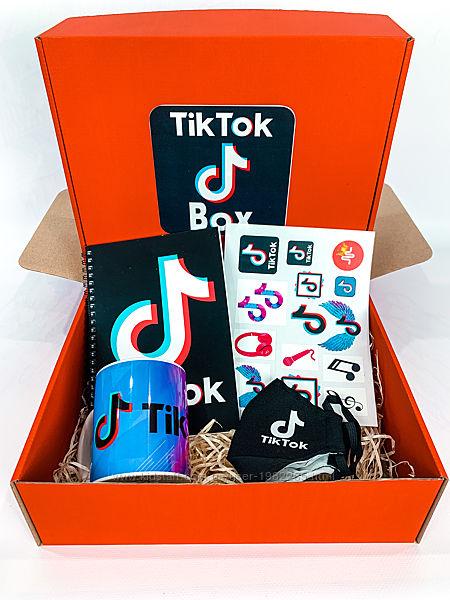 Набор TikTok Box подарок для девочки и мальчика
