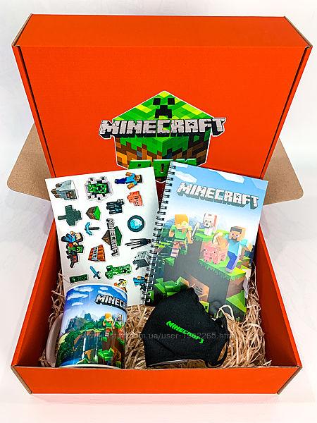 Набор Minecraft Box  Майнкрафт
