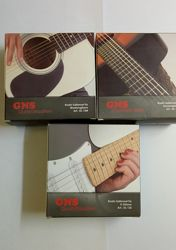 Струны для гитары комплекты 6 плюс 1 струна