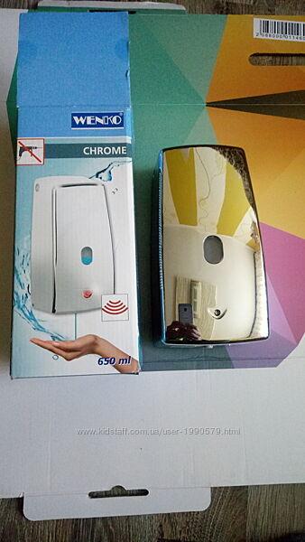 Дозатордля мыла Wenko sanitary Treviso хром