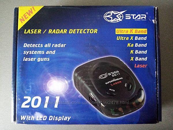 Лазарный детектор
