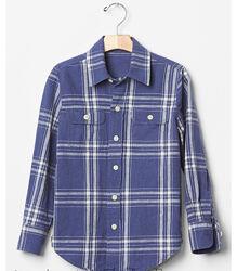 Льняная рубашка GAP
