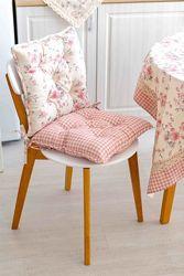 Подушки на табуреты, подушки на стулья
