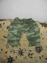 штаники комуфляжные  для мальчика