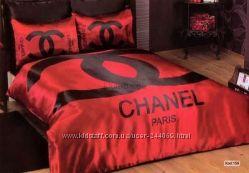 Комплект постельного белья Шанель