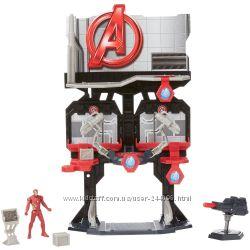 Штаб квартира мстителей-башня с Железным Человеком, Hasbro оригинал