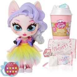 Оригинал Kitten Catf Purrista Girls Кошачье Кафе, куколки кошечки Kitten Ca