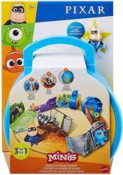 Игровой набор Mattel Minis World of Pixar Откройте Minis World of Pixar