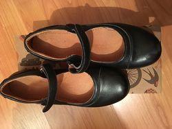 Туфли школьные натуральная кожа