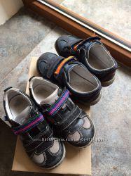 Кожаные Ботиночки Ренбут для мальчика 28 раз. Есть 2 вида