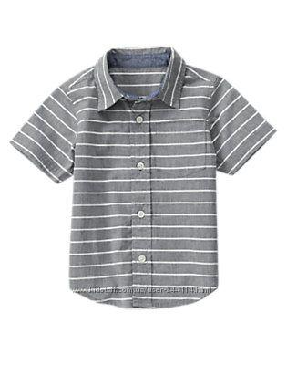 Красивые летние рубашки Джимбори для мальчиков 3-5 лет по низкой цене