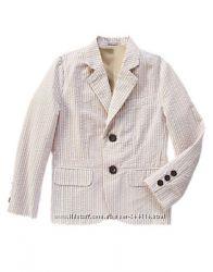 Очень красивые и стильные пиджачки Джимбори для мальчиков на 104-116 см