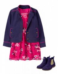 Стильный комплект Джимбори для маленькой модницы  в р. 5-6 лет
