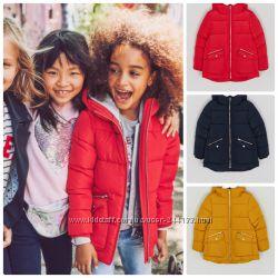 Шикарные теплые курточки matalan, еврозима. размеры 4, 5, 6, 7, 8 лет