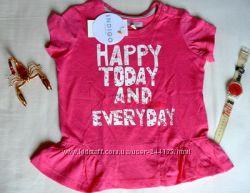 футболки  для девочек, распродажа, Англия