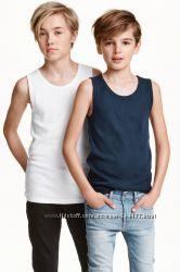 Замечательные майки для мальчиков от Marks&Spencer, H&M