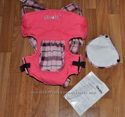 Geoby рюкзак-переноска кенгуру для девочки