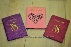 Обложка на паспорт Victorias Secret VS оригинал