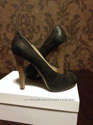 Givenchy туфли с открытыми пальчиками
