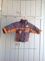 Продам комбинезон с курткой демисезонные. Утеплённый на флисе