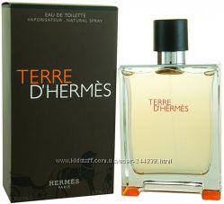 Hermes Terre dHermes туалетная вода 100 ml. Гермес Терра Д Гермес. Оригинал