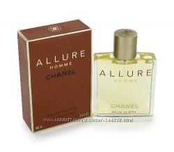 Chanel Allure Homme туалетная вода 100 ml. Шанель Аллюр Хом