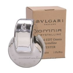 Bvlgari Omnia Crystalline туалетная вода 65 ml. Тестер Оригинал