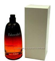 Dior Fahrenheit туалетная вода 100 ml. Тестер Диор Фаренгейт - Оригинал.