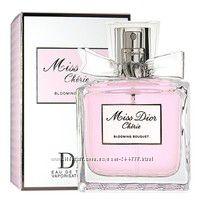 Dior Miss Dior Cherie Blooming Bouquet туалетная вода 100 ml. Оригинал.
