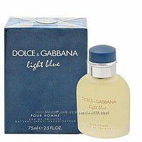 Dolce & Gabbana Light Blue Pour Homme туалетная вода 125 ml.