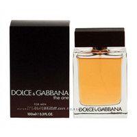 Dolce & Gabbana The One For Men туалетная вода 100 ml. Дольче Габбана