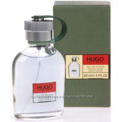 Hugo Boss Hugo men туалетная вода 100 ml. Хуго Босс Хуго мэн
