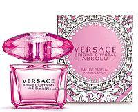 Versace Bright Crystal Absolu парфюмированная вода 90 ml. Версаче