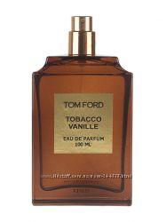 Tom Ford Tobacco Vanille парфюмированная вода 100 ml. Тестер Том Форд.
