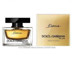 Dolce & Gabbana The One Essence парфюмированная вода 75 ml. Дольче Габбана