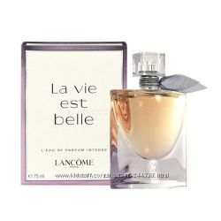 Lancome La Vie Est Belle Intense парфюмированная вода 75 ml. Ланком