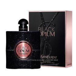 Yves Saint Laurent Black Opium парфюмированная вода 90 ml. Ив Сен Лоран Бл