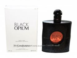 Тестер Yves Saint Laurent Black Opium парфюмированная вода 90 ml. Тестер