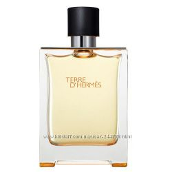 Hermes Terre d&acuteHermes туалетная вода 100 ml. Тестер Хермес Терра ДХерм