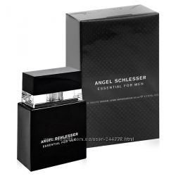 Angel Schlesser Essential For Men туалетная вода 100 ml. Ангел Шлессер