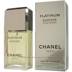 Chanel Egoiste Platinum туалетная вода 100 ml. Шанель Эгоист Платинум