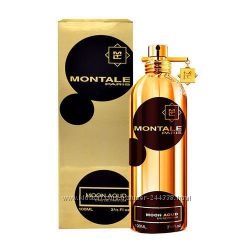 Montale Moon Aoud парфюмированная вода 100 ml. Монталь Мун Ауд